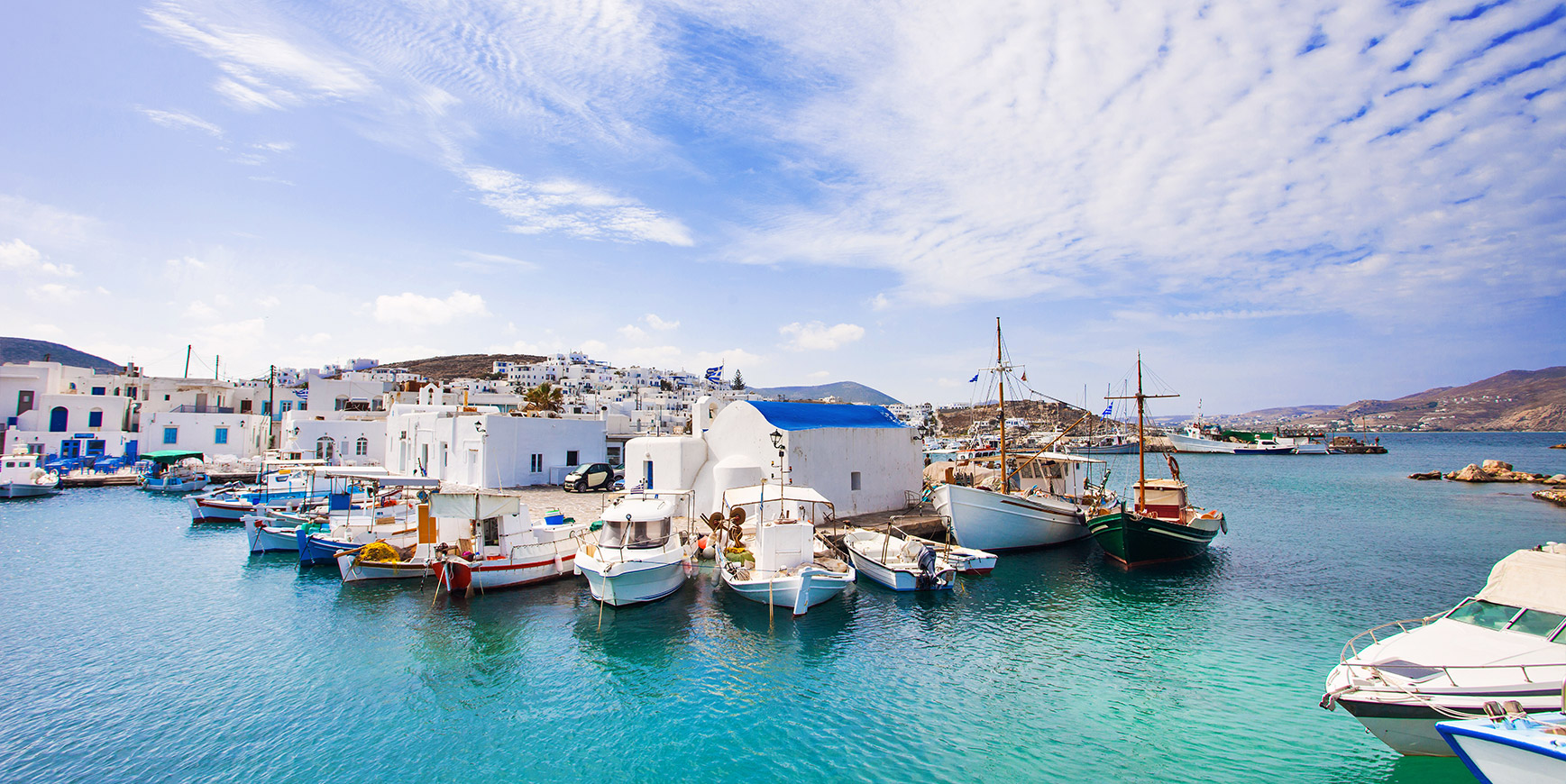 Greece Paros