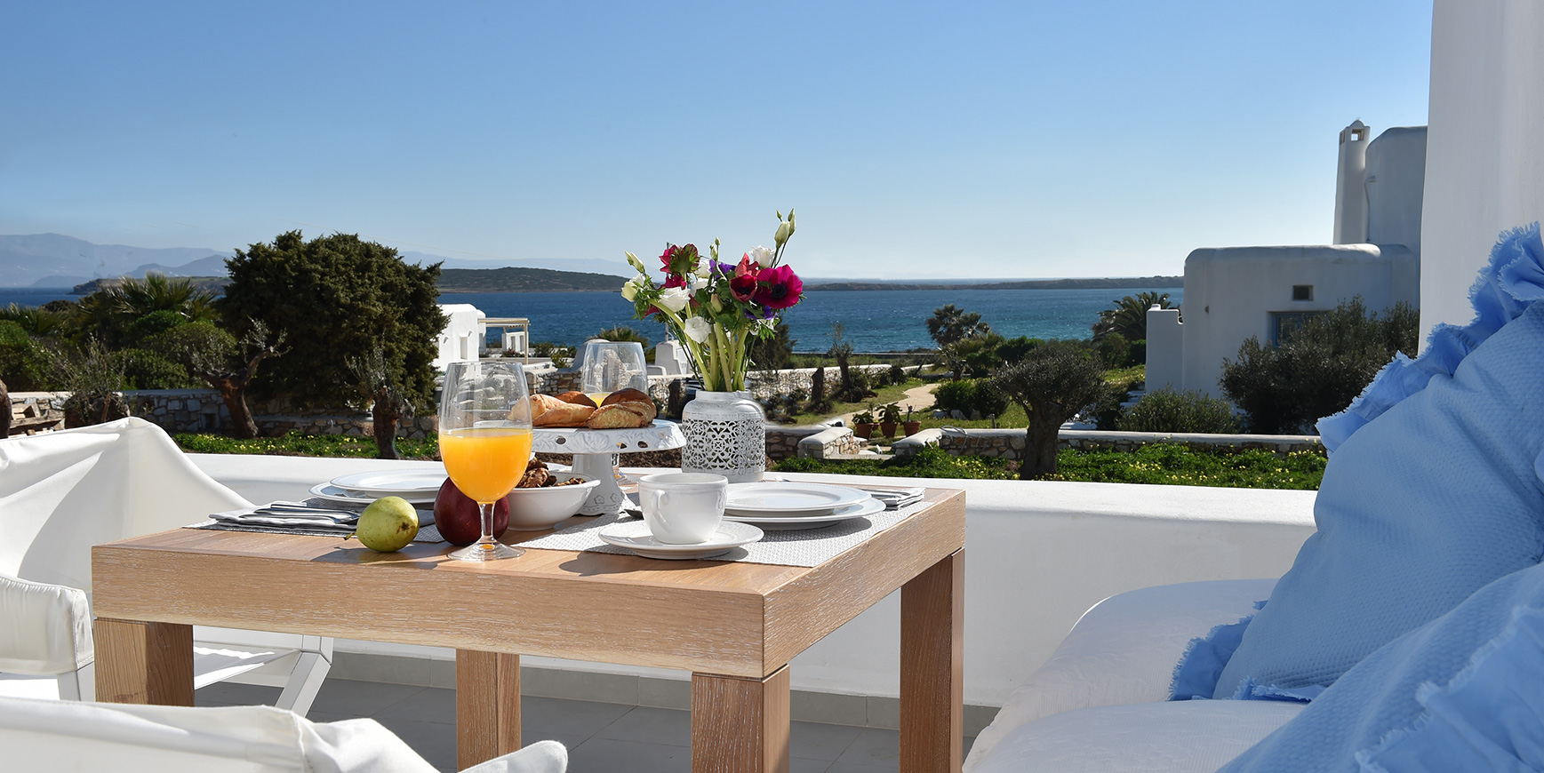 Luxury Hotel Paros