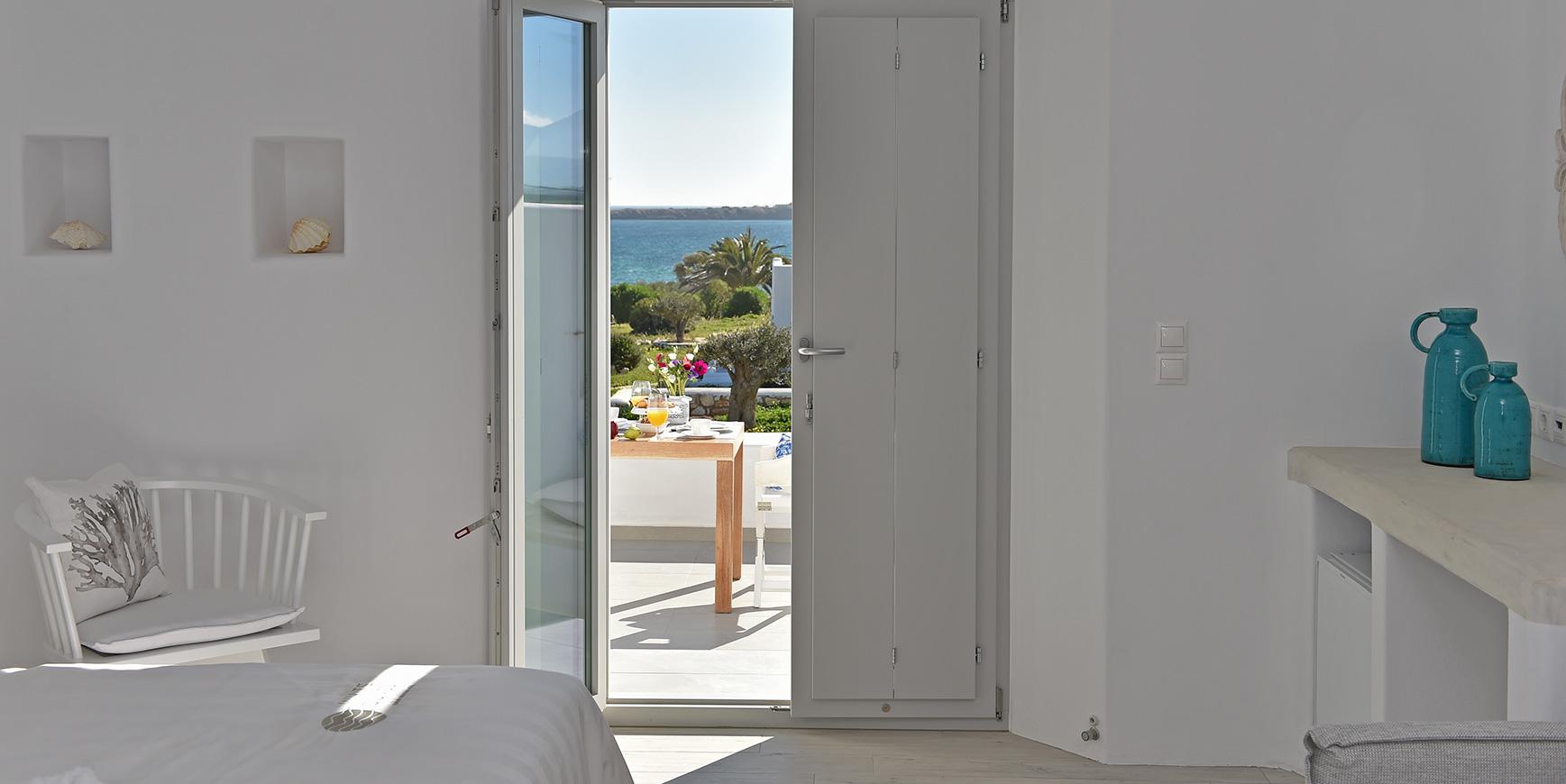 Elegant Room in Paros