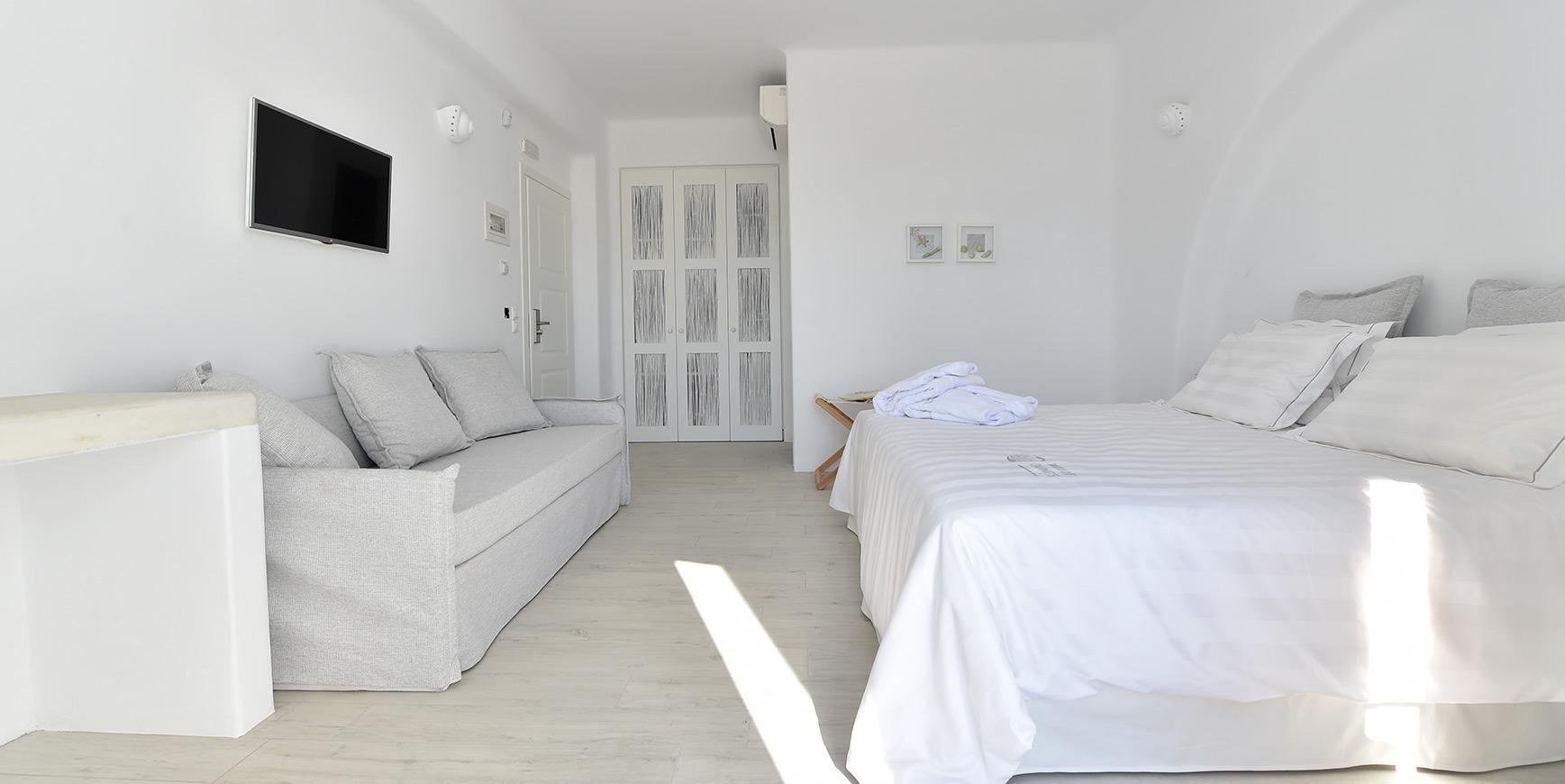 Luxury Room in Paros
