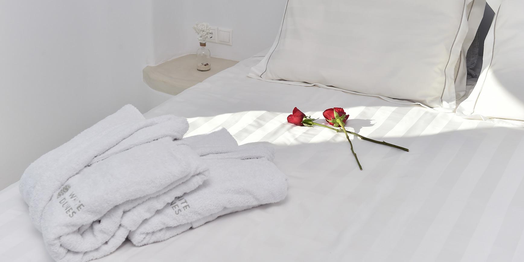 Luxury hotel in Paros